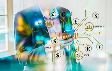 蓝金灵刘文庆:围绕B2B的金融科技正在升级