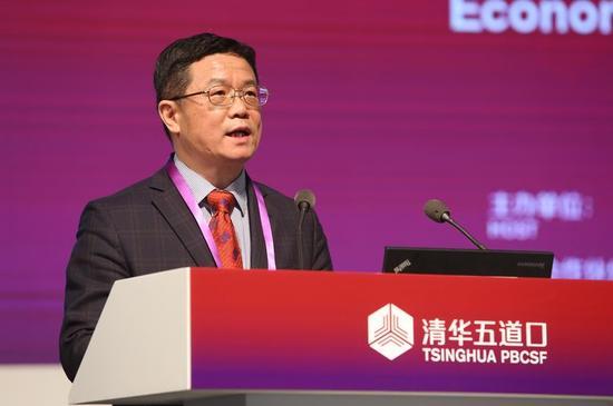 2017年清华五道口全球金融论坛在京开幕 金融安全成焦点