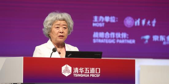 吴晓灵:中国到了注重保障金融安全的时期