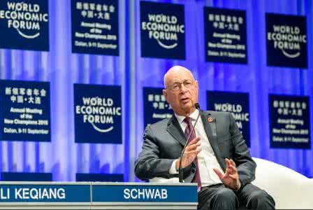 世界经济论坛主席:中国有能力引领第四次工业革命