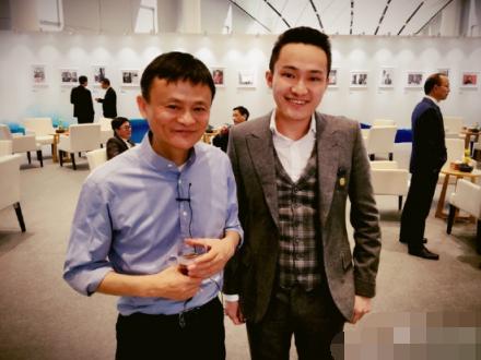 马云门徒孙宇晨开创Tron资本加速布局区块链行业