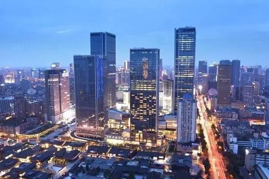 成都重庆西安均积极争取西部金融中心,专家称可以不唯一