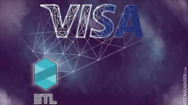信用卡巨头Visa区块链方面的动态已更新