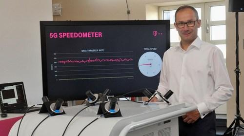 德国电信携手华为开启欧洲首个5G连接 全网部署面临成本挑战