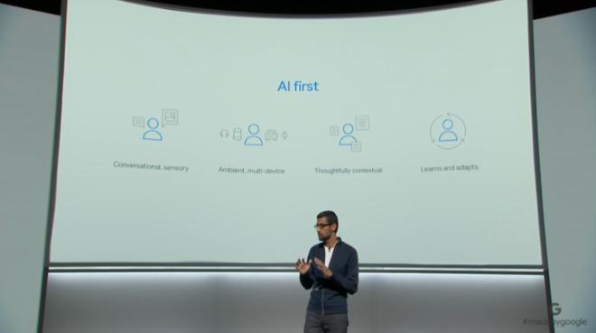 """AI为先,发力硬件,谷歌的野心却是""""成为苹果"""""""