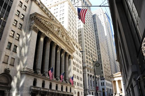 股价大幅下挫中国金融科技概念股折戟美国资本市场?