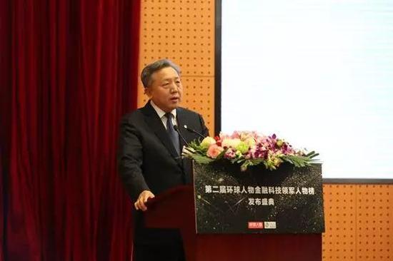吴晓求:科技是推动中国金融进步最重要的力量