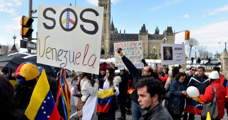 """委内瑞拉用加密货币购买400斤粮食 并发起""""领养家庭""""运动"""