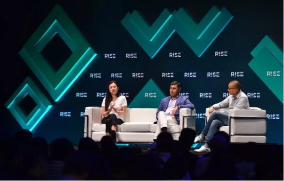 品钛总裁周静2018 RISE科技大会分享:科技赋能金融,未来已来