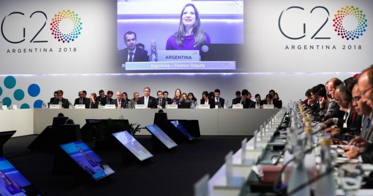G20国家计划在2018年10月前实现加密货币反洗钱AML监管标准