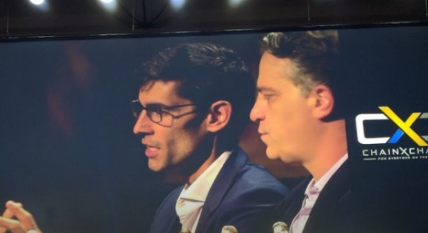 ChainXchange第一天:第四次工业革命、AI、机器人、区块链