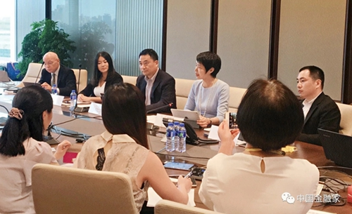 平安金融壹账通:用区块链构建国际贸易融资平台