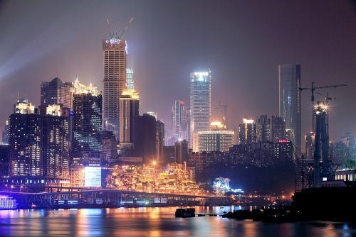 重庆建生态环境大数据平台