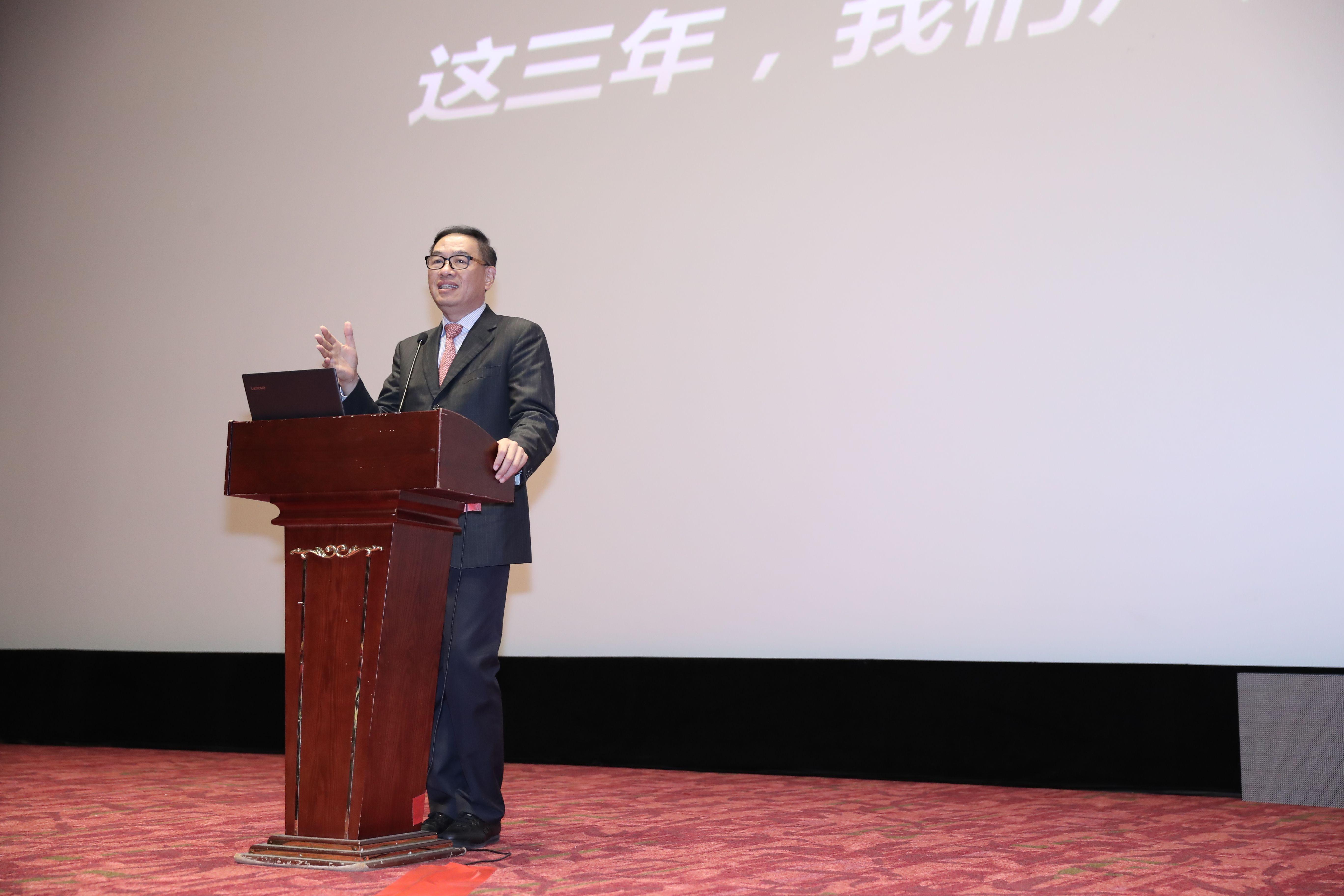 金融壹账通三年打造金融全产业链科技服务平台