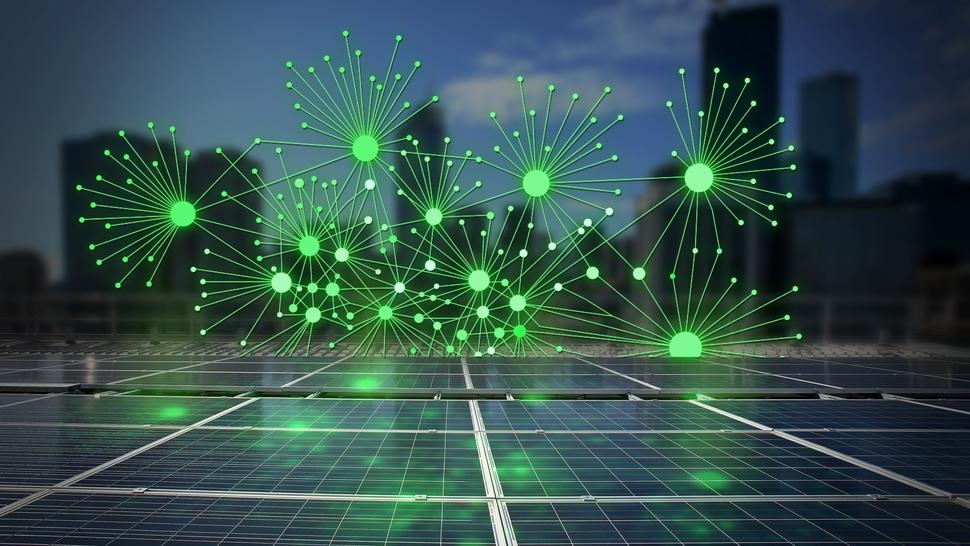 通用电气研发可再生能源区块链