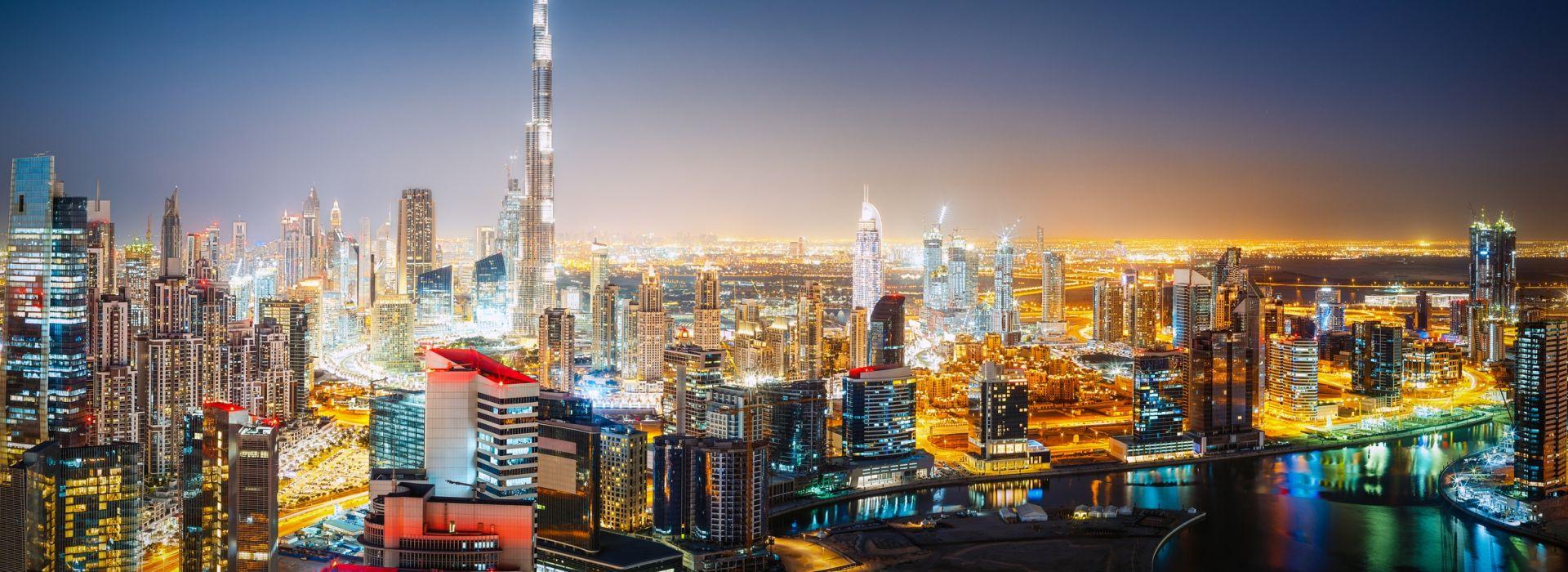 阿联酋工业区块链实践分享