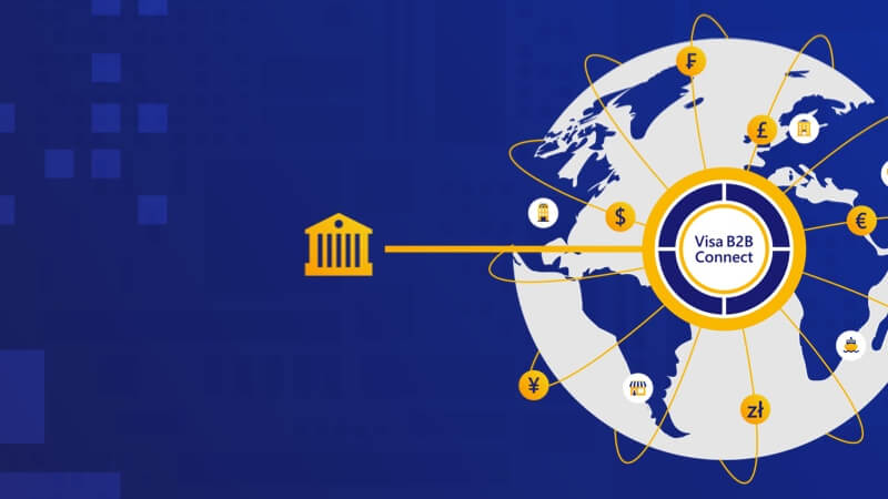 Visa跨境支付网络Visa B2B Connect正式投入商业运营