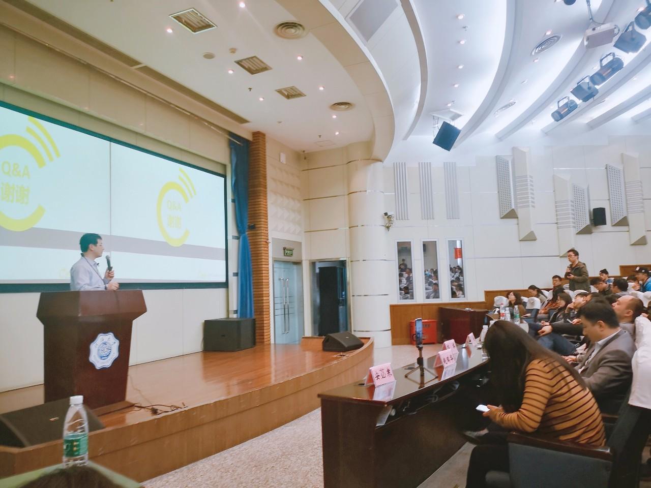"""实力吸引报名! 第八届""""中国软件杯""""大学生软件设计大赛课工场出题受热捧"""