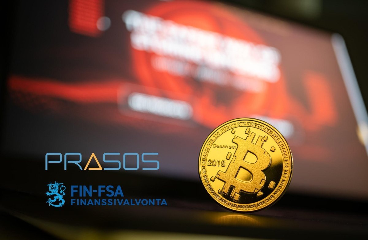芬兰加密货币公司Prasos 获得了欧盟支付机构许可证