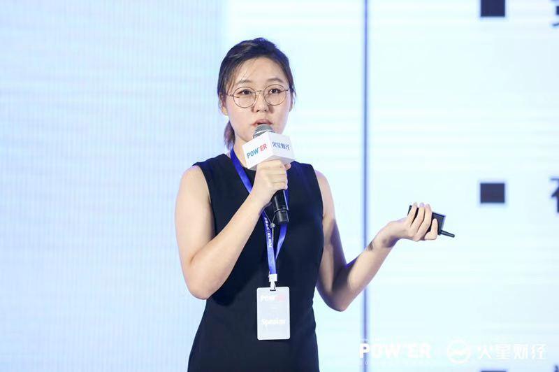 王梦寒:金融壹账通的区块链已在五大生态圈实现落地