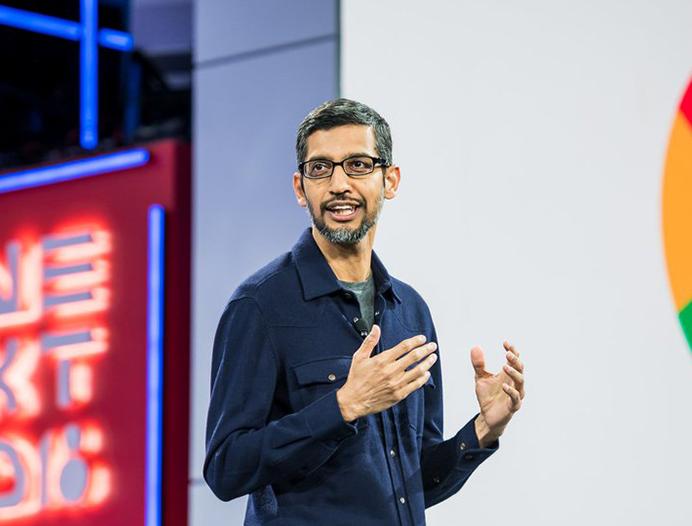 拉里佩奇和谢尔盖布林卸任,谷歌桑德尔皮查伊成为Alphabet的CEO