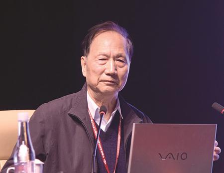 第九届吴文俊人工智能科学技术奖颁奖 中国科学院院士张钹获最高成就奖