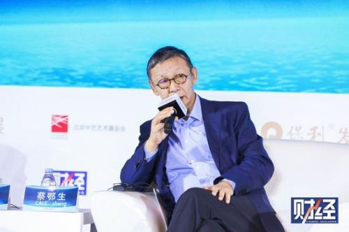 蔡鄂生:金融科技发展很快需要透明度 增强互信