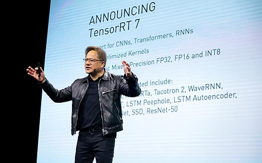 黄仁勋:英伟达的优势不只依赖芯片,还在于软件和编译程序的贡献