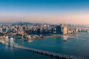 粤港澳大湾区内银行 首次实现跨境金融区块链服务平台直联