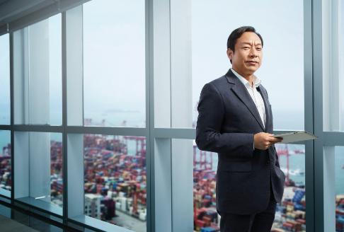蚂蚁链与招商局港口达成合作 欲打造全球首个区块链港口协作网络