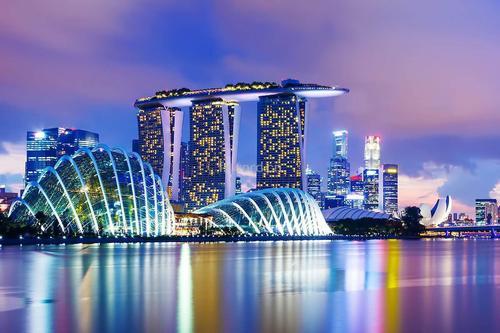 """盘和林:中国金融科技巨头云集新加坡 """"磁力""""从何而来?"""