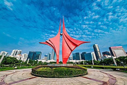 江西近300家企业提供区块链技术开发与服务