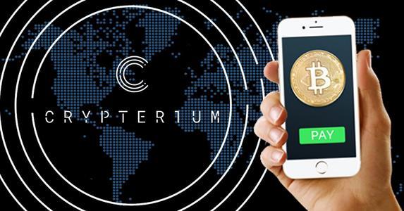 Crypterium比特币卡与Apple Pay达成合作