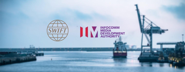 SWIFT和新加坡IMDA签署备忘录 加快全球贸易数字化进程