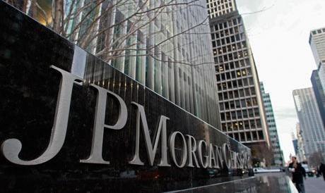 摩根大通第三季度业绩超出市场预期 股价下跌1% 报100.93美元