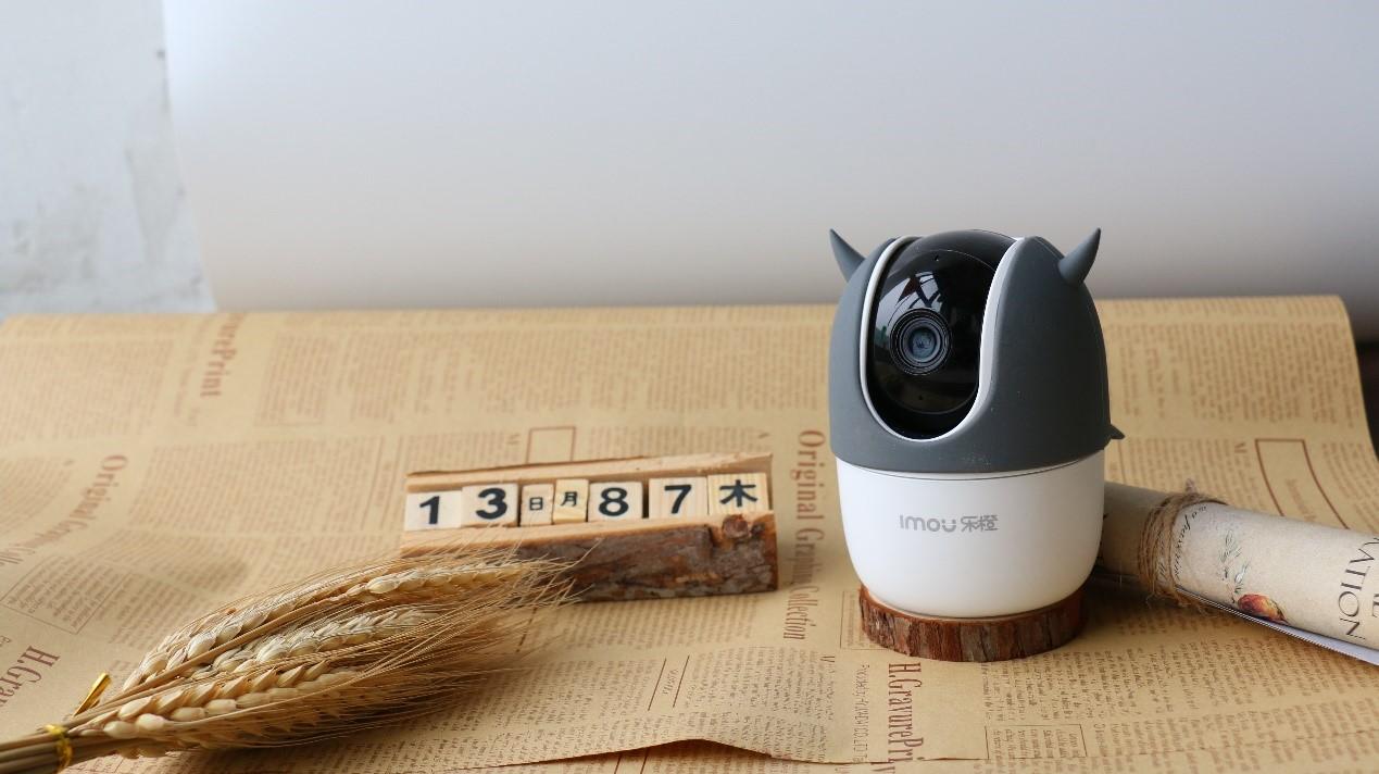 乐橙智能家居再获好评  TP2摄像机喜获IDEA 2020设计大奖