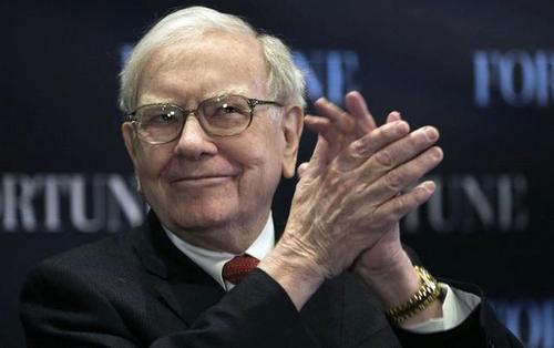 巴菲特第三季度斥资90亿美元回购股票