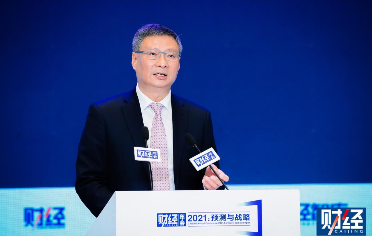 李礼辉:数字货币正在从概念变成现实