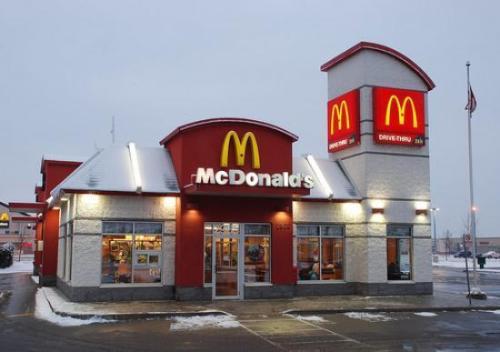 美股讯:受疫情影响,麦当劳(McDonald s)股价下跌2%