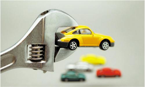 金融壹账通创配平台与山西省汽车维修行业协会签署战略合作协议