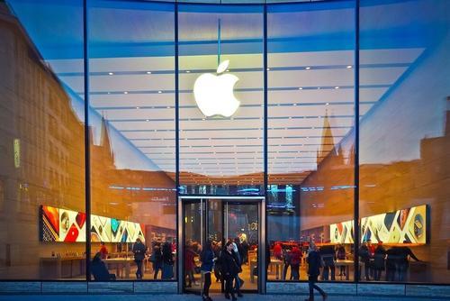 美股:苹果股票持续上涨 2021年Q1财报收益公布前上涨4%