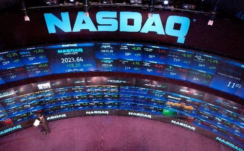 美股讯:纳斯达克大涨3.69%  美国股市上扬 科技股飙升