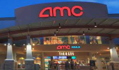 AMC接受比特币购票 股票上涨3.36%