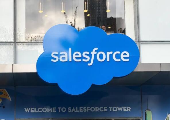 Salesforce 提高了 22 财年收入指导  其股票自年初已上涨29.65%