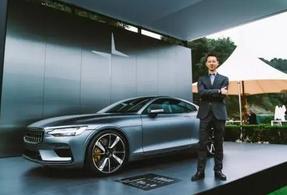 吉利旗下高端电动汽车品牌极星官宣SPAC上市,200亿估值靠什么撑起?