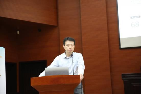 """""""中国软件杯""""西北大学宣讲开启_课工场人工智能专家深度讲解解题策略"""