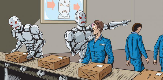 机器人将首先取代这7类工作,搬砖工危险了