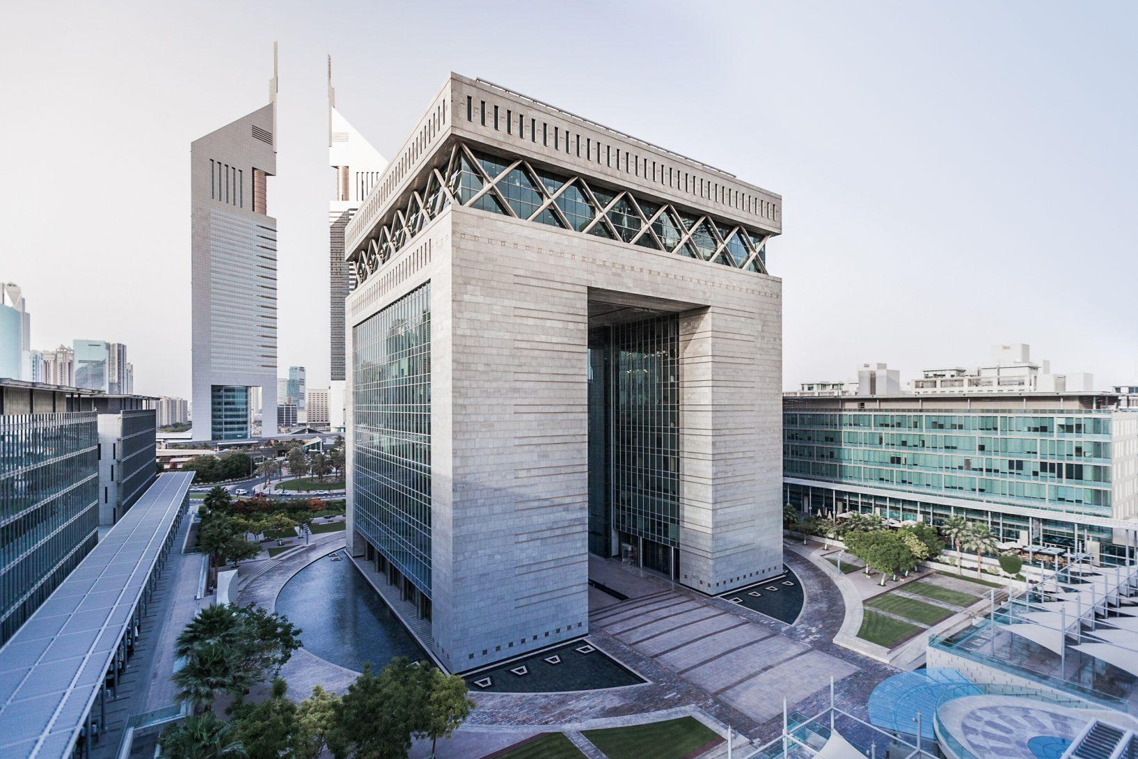 迪拜国际金融中心旨在建立区域性金融科技中心