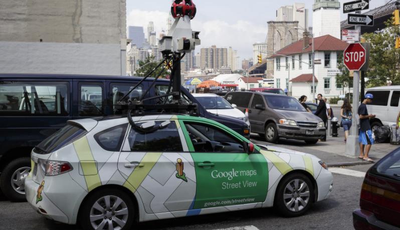 用AI来挖掘谷歌街景,图片正成为数据来源
