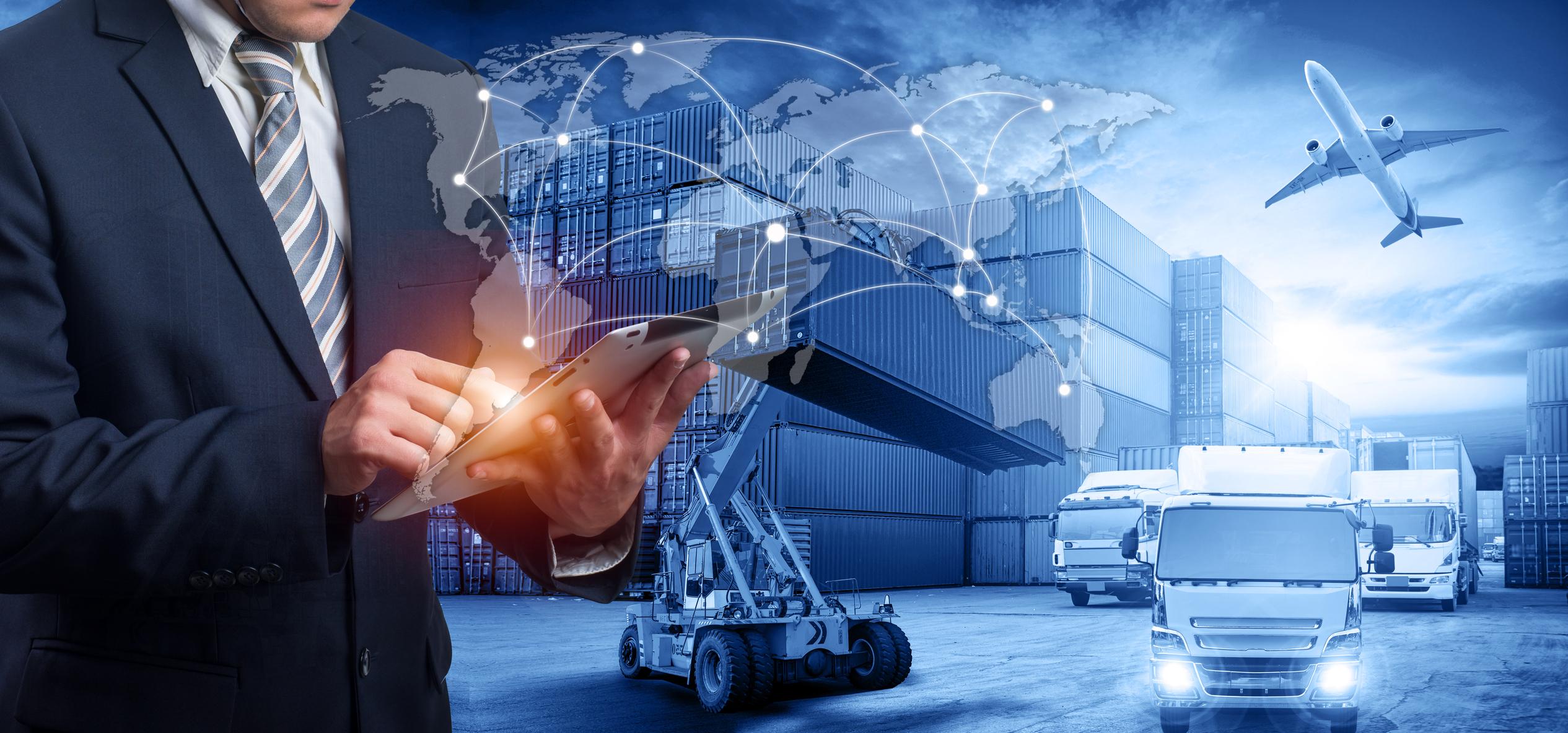 """区块链技术""""为物流行业带来革命性变革"""""""